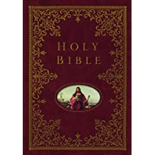 NKJV, Providence Collection Family Bible, Hardcover, Red Letter Edition