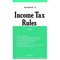 Income Tax Rules 2018 (Set of 2 Vols.)