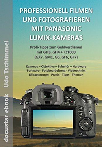 Professionell Fotografieren amazon com professionell fotografieren und filmen mit panasonic
