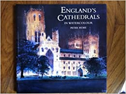 Book England's Cathedrals in Watercolour