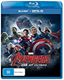 Avengers - Age of Ultron [Blu-ray + Digital Copy] [Import - Australia]