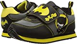 Best batman Toddler Shoes For Boys - Favorite Characters Baby Boy's Batman Jogger (Toddler) Grey/Black/Yellow Review