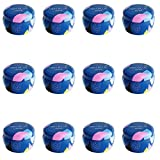 Capri Blue 3 oz Volcano Gallery Collection Mini Tin Candle 12pk, Assorted, One Size