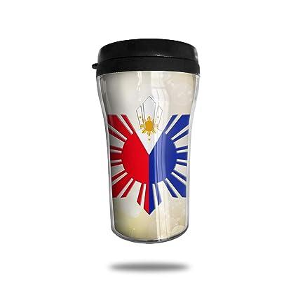 Amazon Lodve Hvst Sun Philippines Flag 845oz Coffee Mug