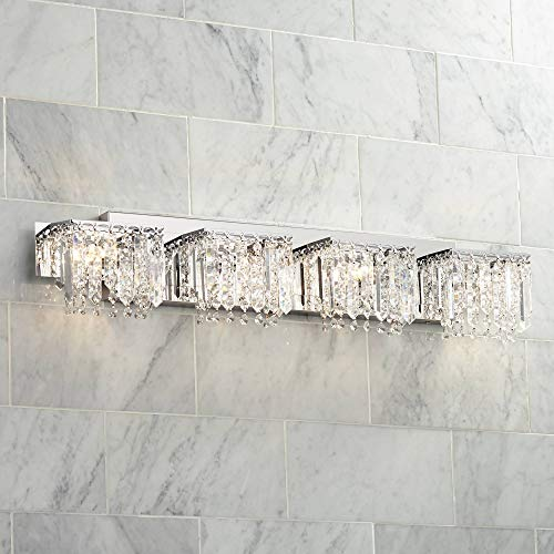 Possini Euro Hanging Crystal 33 3/4