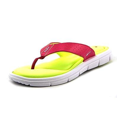 5be2b3e78 NIKE Comfort Thong Open Toe Flip Flops Sandals Shoes Womens (7 B(M) UK)   Amazon.co.uk  Shoes   Bags