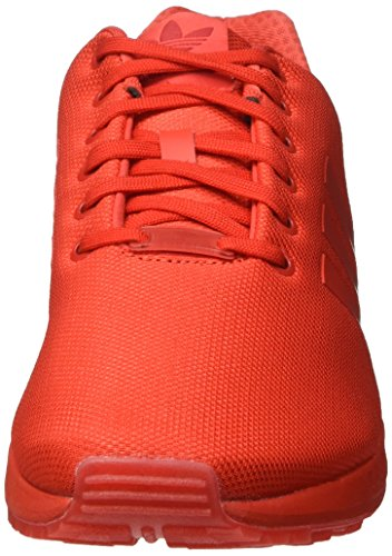 adidas Zx Flux - Zapatillas de Running Hombre Rojo (Red/Red/RedRed/Red/Red)