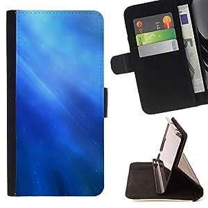 For Samsung Galaxy S5 V SM-G900 Case , Naturaleza de los amigos- la tarjeta de Crédito Slots PU Funda de cuero Monedero caso cubierta de piel