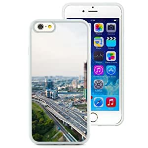 New Beautiful Custom Designed Cover Case For iPhone 6 4.7 Inch TPU With Urban Traffic Arteries (2) Phone Case