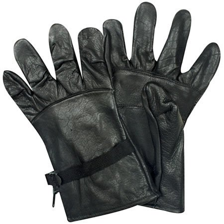 military-leather-gloves