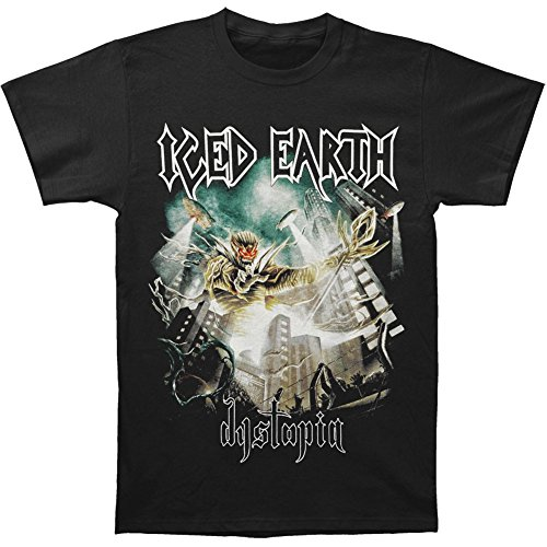 iced earth shirt - 5