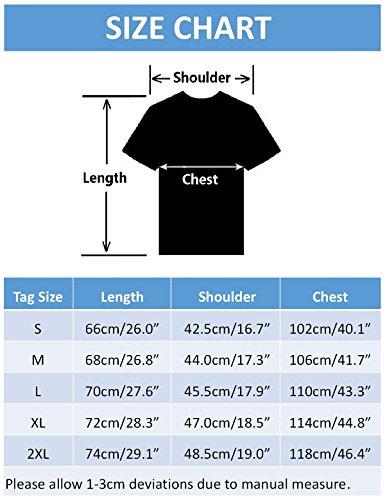 YFNT Homme Camouflage Revers T-Shirt Manches Courte de Plein Air Décontractée Séchage Rapide Respirant Tactique… 4