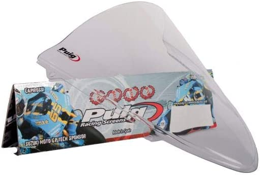 Puig 4361W Clear Racing Screen