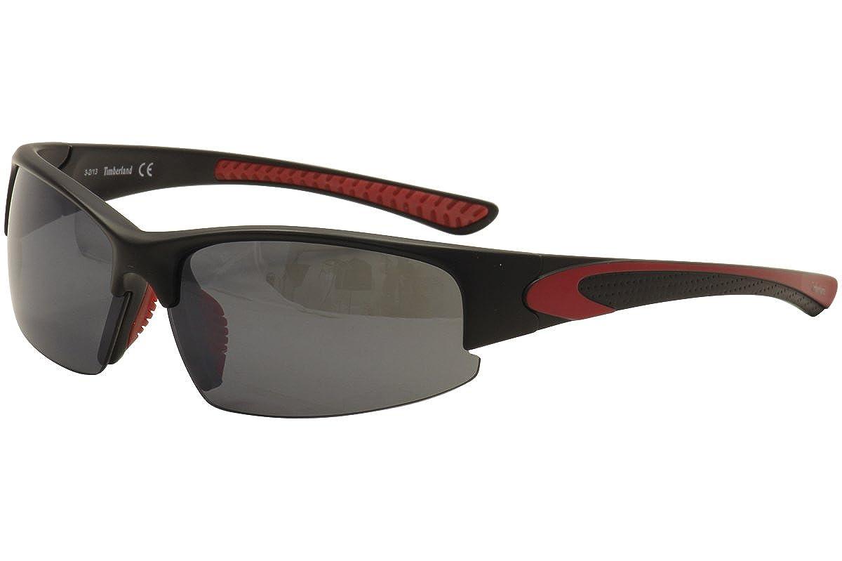 9cbe442d7e99 Amazon.com  Timberland Men s TB9047 Polarized Sunglasses