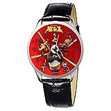 LCW041-3 New Kung Fu Panda Stainless Wristwatch Wrist Watch