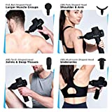Muscle Massage Gun for Athletes - Percussion