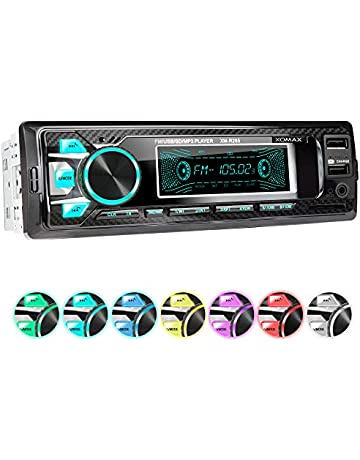 XOMAX XM-R265 Radio de Coche con Bluetooth I Carga del teléfono móvil a través