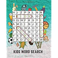 KIDS WORD SEARCH: Puzzles for kids 6-10 year old