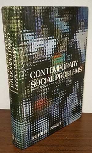 Contemporary Social Problems