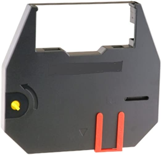 -186-C Schreibmaschine-Farbbandfabrik Original f/ür Olympia Carrera II MD- Farbband C-Film