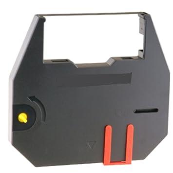 Farbbandfabrik - Cinta para máquina de escribir Olympia Carrera de película de S de (C) de 186 C ORIGINAL de Farbbandfabrik.: Amazon.es: Oficina y papelería
