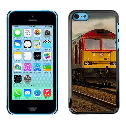 Premio Sottile Slim Cassa Custodia Case Cover Shell // F00007425 entrainer // Apple iPhone 5C