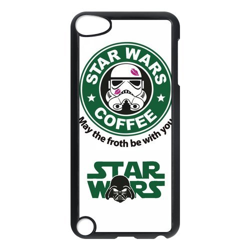 Fayruz- Star Wars Hard Shell Snap-On Plastic iPod Cover Case for iPod Touch 5, 5th Generation Cases W-P5d977