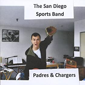 Amazon Com Padres Amp Chargers The San Diego Sports Band