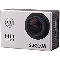 SJCAM SJ4000 Full HD 1080P Waterproof Action Camera Sport Cam DVR (Silver)