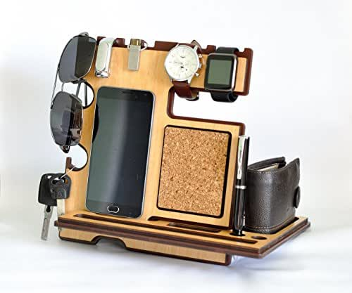 Amazon.com: Docking Station, Wood Docking Station, Mens