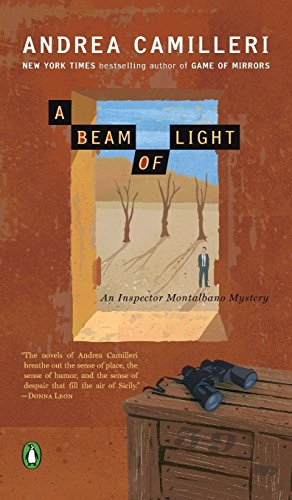 book cover of A Beam of Light