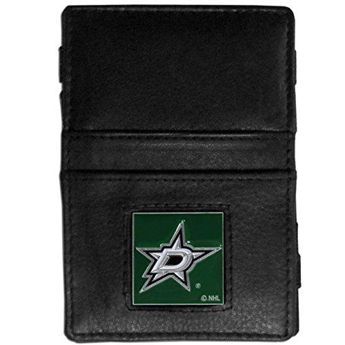 NHL Dallas Stars Genuine Leather Jabob's Ladder Magic Wallet