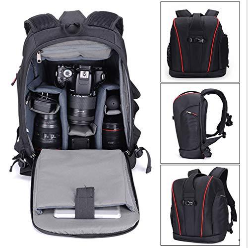 All Weather Waterproof Digital Slr Backpack Camera Case - 6