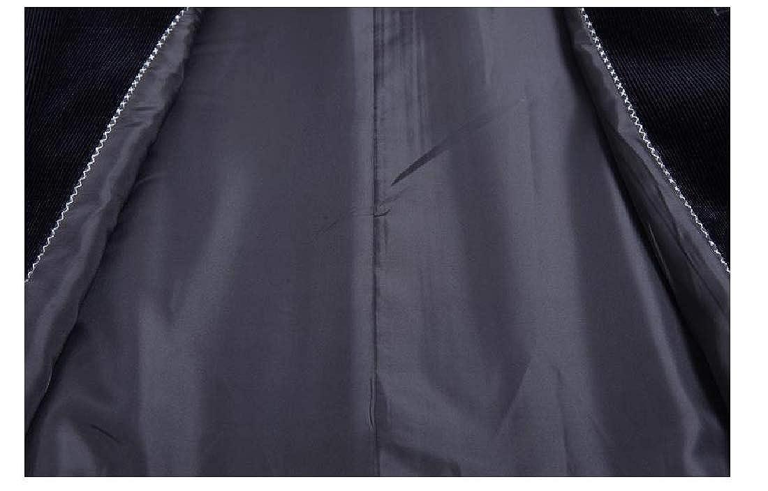 Coolred-Men Outwear Classic-Fit 2 Button Premium Blazer Jacket Coat