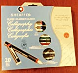 Sheaffer 20 Pieces Calligraphy Set