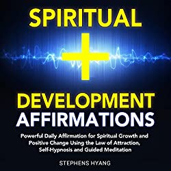 Spiritual Development Affirmations