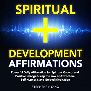 Spiritual Development Affirmations Audiobook