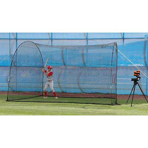 Trend Sports Starting Pitcher and Home Run CAGE (Pitching And Machine Cage)