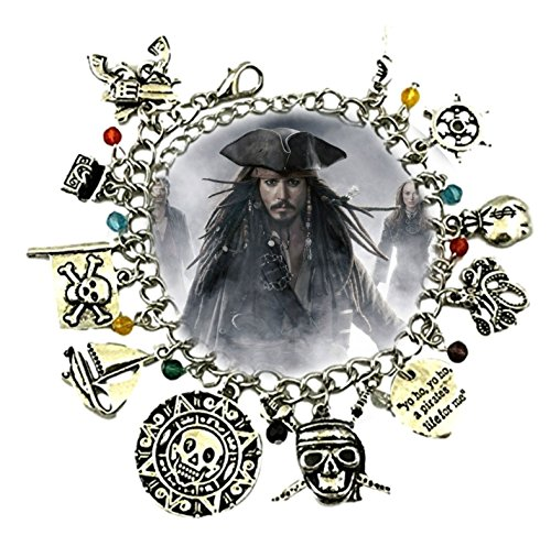 Hedford Pirates Of The Caribbean accessories Bracelet For Girls -