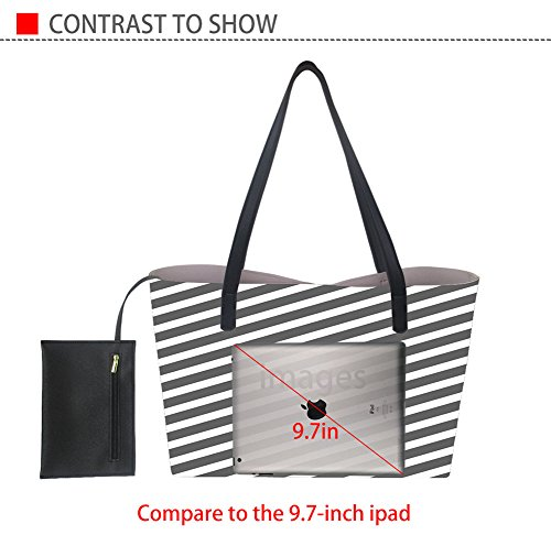 Horse Handbag Shoulder Bag IDEA Women Print Tote Leather PU HUGS Shopping Horse6 Xaw6q6