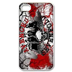 iPhone 4,4S Phone Case Avenged Sevenfold