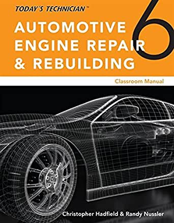 Amazon.com: Today's Technician: Automotive Engine Repair ...