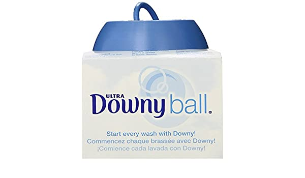 Downy Ball Fabric Softener Dispenser by Downy: Amazon.es: Salud y cuidado personal