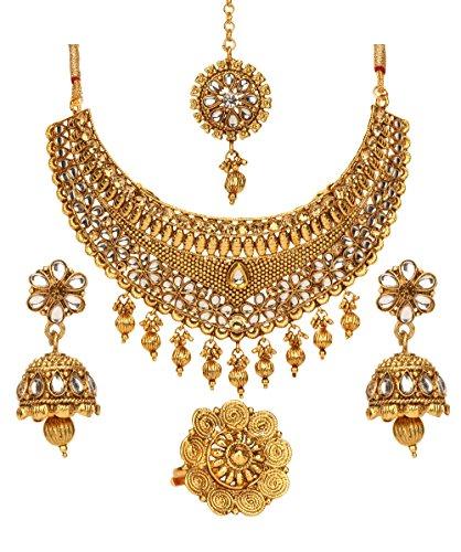 Kundan Jewelry Necklace - 7
