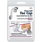 PediFix Visco-Gel Toe Cap, Small 1 ea (Pack of 4)