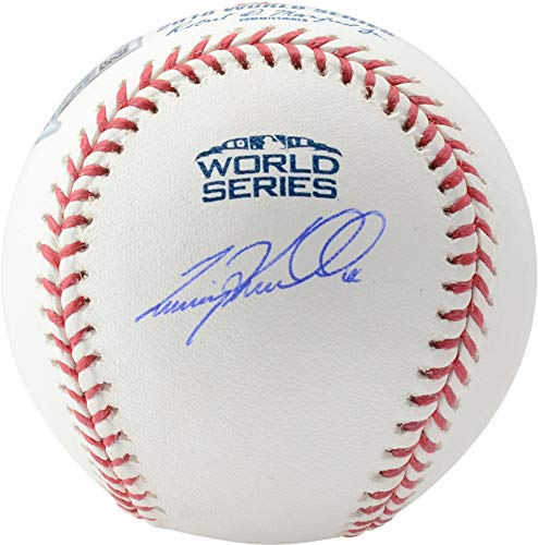Sox Autographed Baseball - Craig Kimbrel Boston Red Sox 2018 MLB World Series Champions Autographed Logo Baseball - Fanatics Authentic Certified
