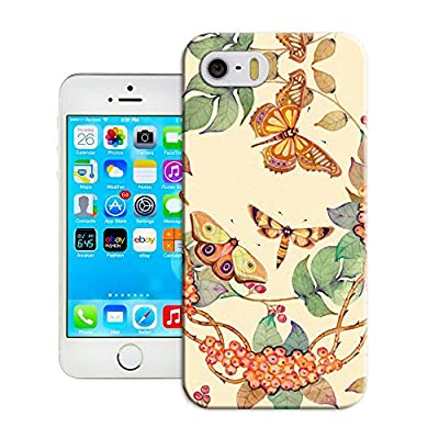 Iphone 5 case, JAHOLAN Clear Bumper TPU Soft Case Rubber Silicone Skin Cover for iphone 5S 5