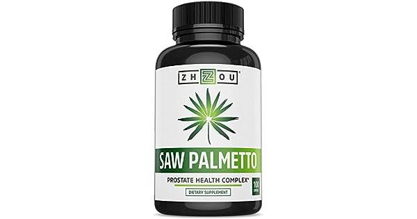 Amazon.com: Saw Palmetto Suplemento para la salud próstata ...