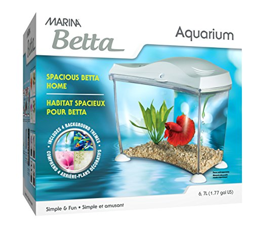 Marina Betta Aquarium Kit by Marina