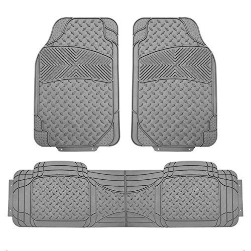 FHグループ FH-F11307 セミカスタム 切断可能 重荷重ラバーフロアマット グレイ F11307GRAY-1-AMZ B074NCG2DJ Gray-Full Set Gray-Full Set